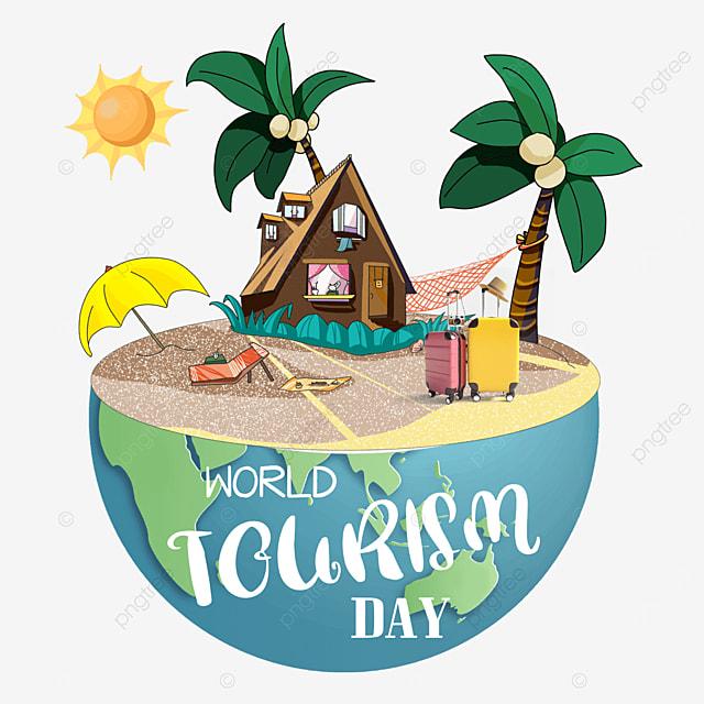earth world tourism day beach