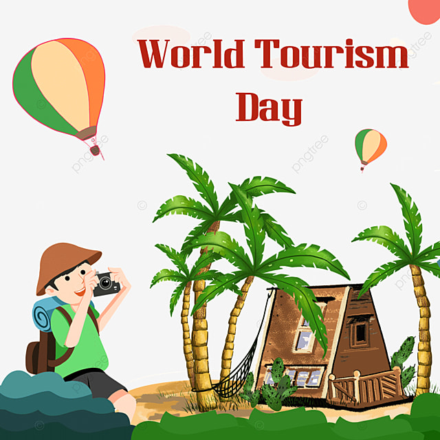 world tourism day hot balloon