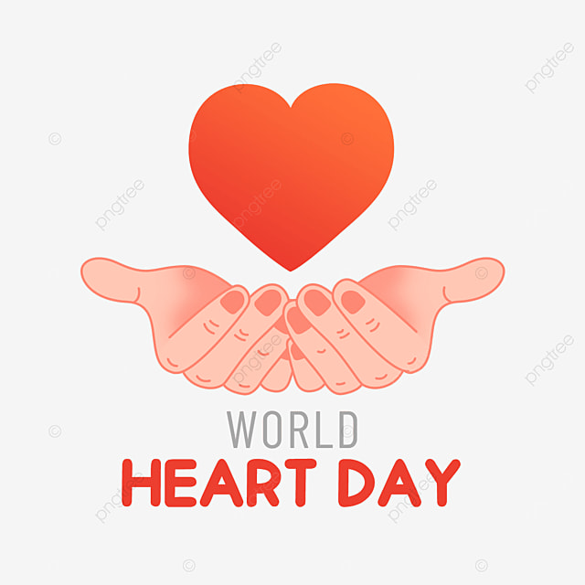hand cares for the world heart day
