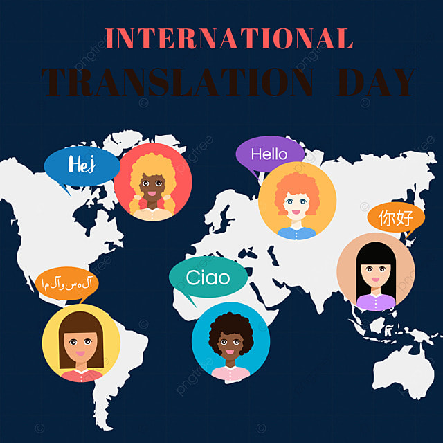 international translation day language earth talking to study