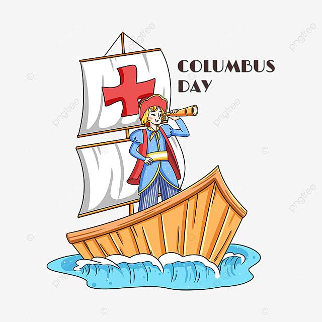 columbus day ocean sailing