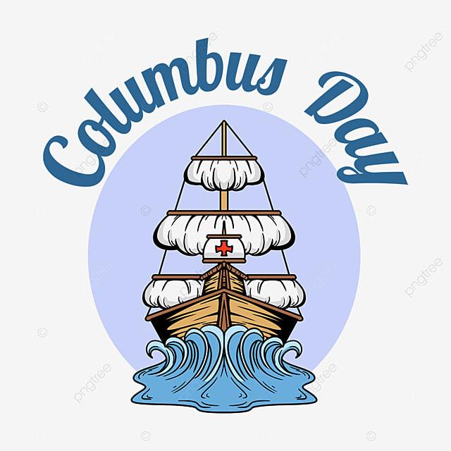 columbus day spray ship