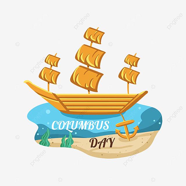 columbus day steamship undersea