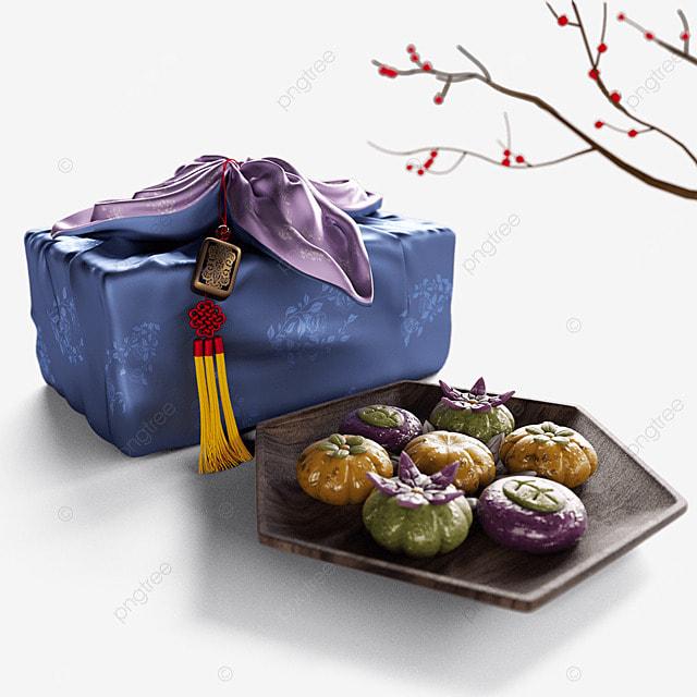 chuseok korean thanksgiving day exquisite korean traditional dim sum gift box