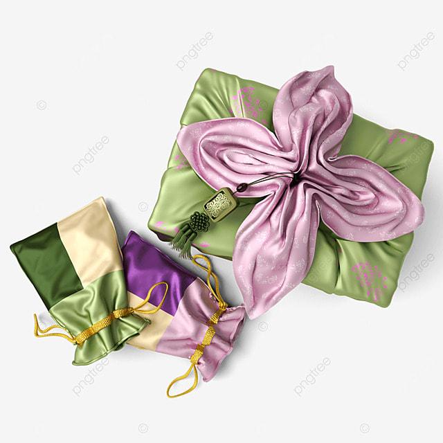 chuseok korean thanksgiving day green korean autumn eve gift box