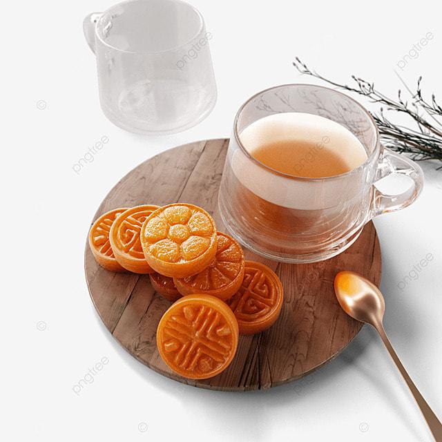 chuseok korean thanksgiving day muffin refreshment