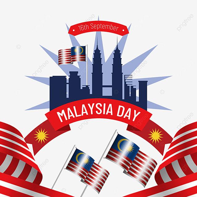 malaysia day creative poster