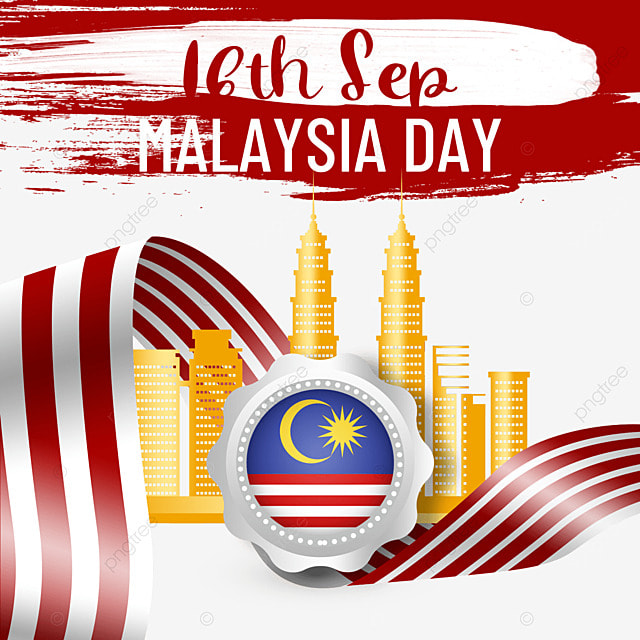 malaysia day solemn poster