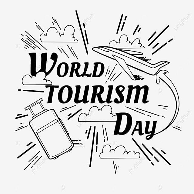 suitcase international tourism day airplane