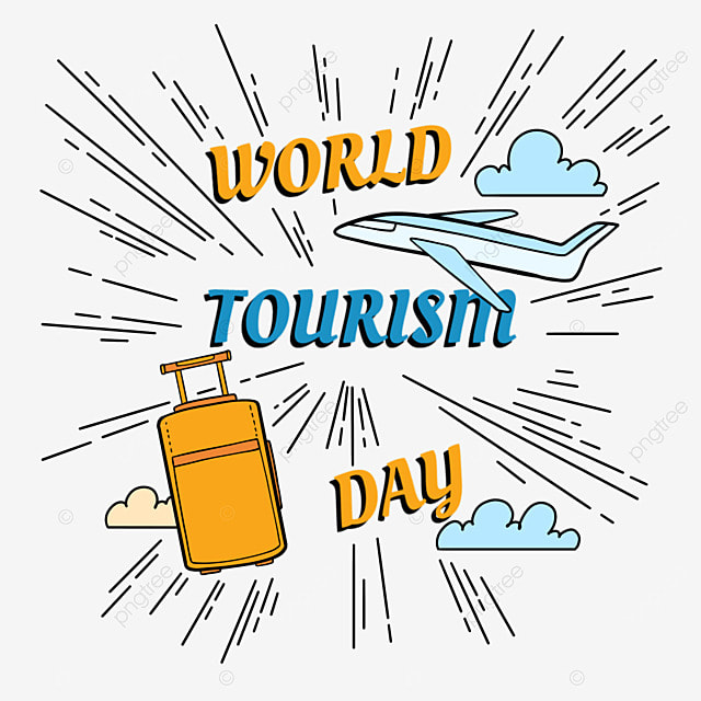 international tourism day aircraft luggage