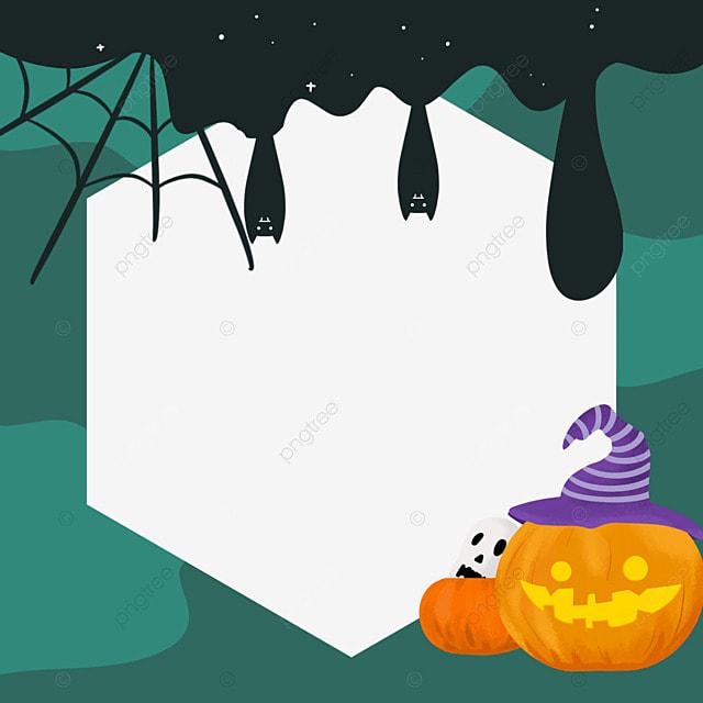 halloween facebook avatar border