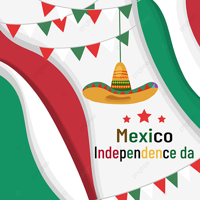 color flag flag mexico independence day