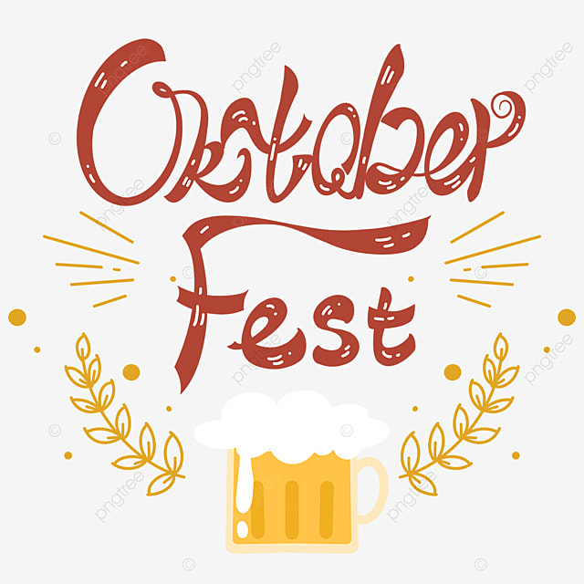 oktoberfest art font