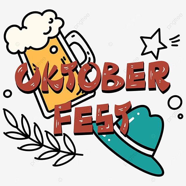 oktoberfest cartoon font