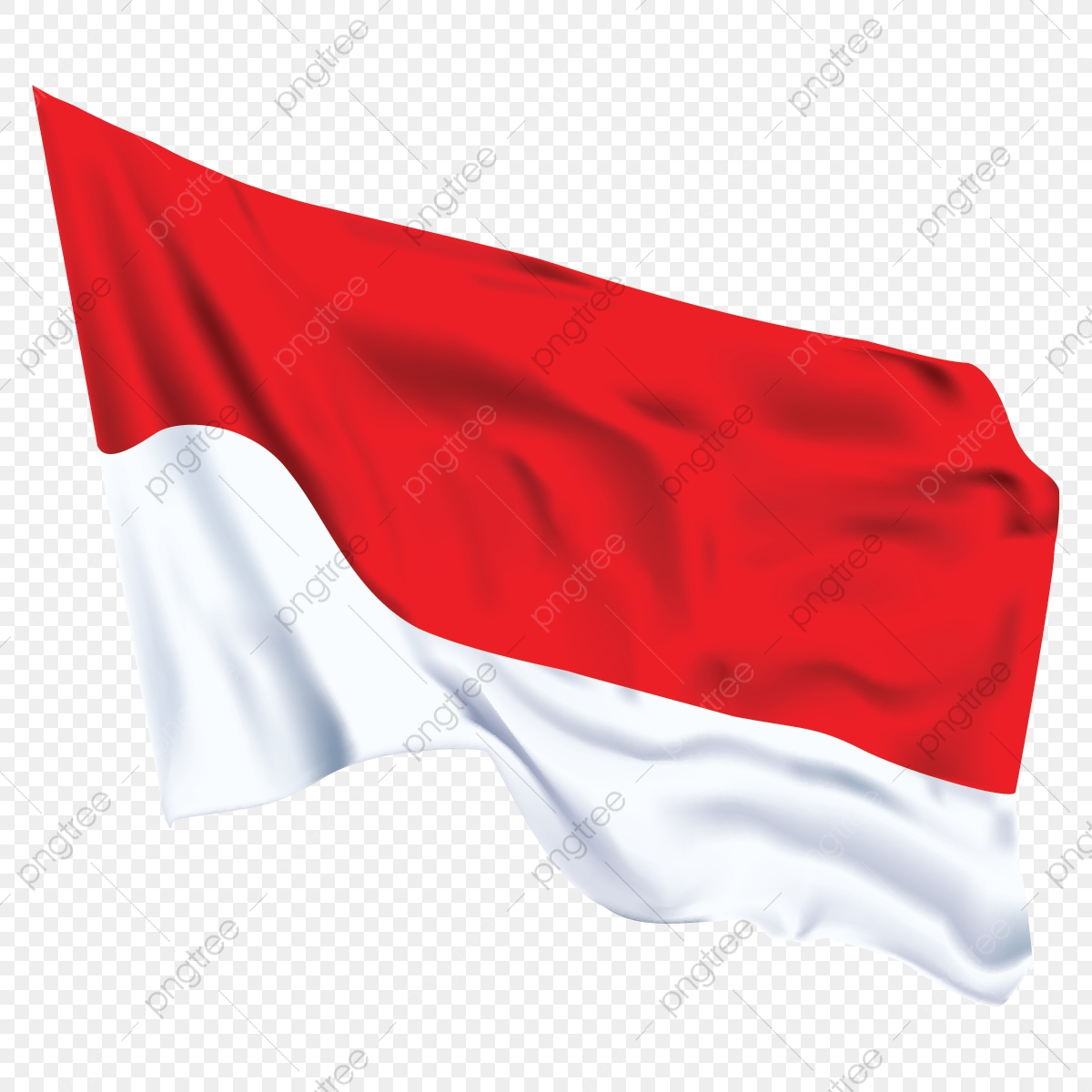 Red White Flag PNG Images   Vector and PSD Files   Free Download ...