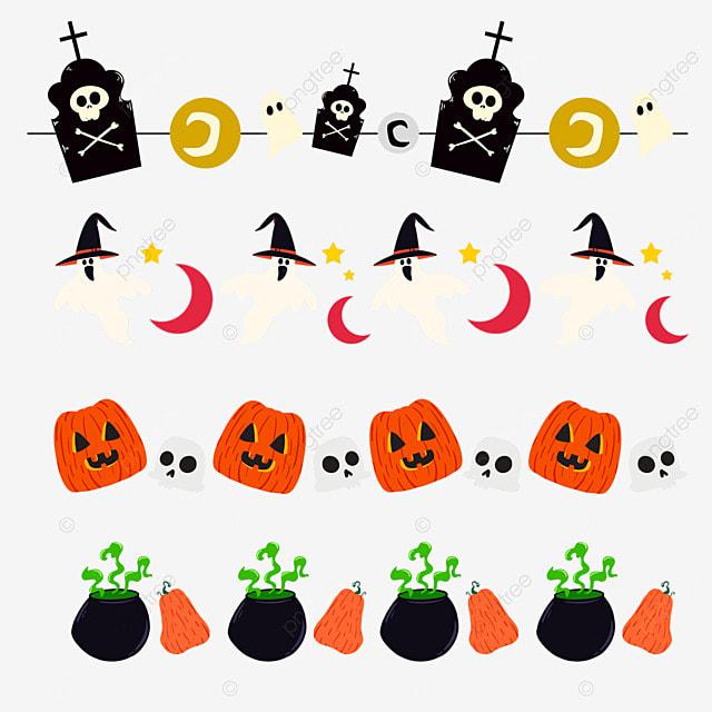 cartoon halloween