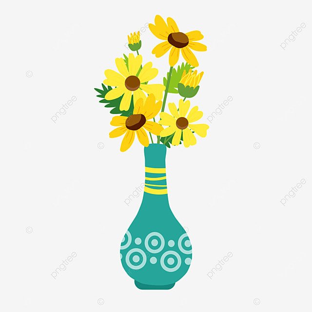 ethiopian new year a bottle of yellow flowers