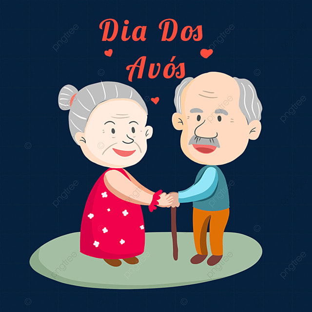 brazilian grandparents day dancing
