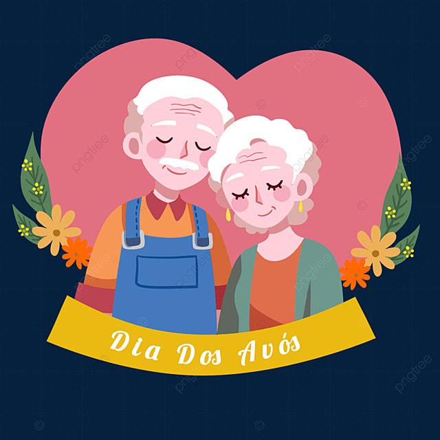 brazilian grandparents