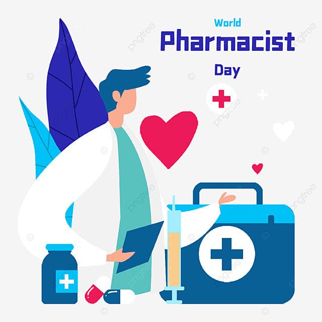 world pharmacist day people