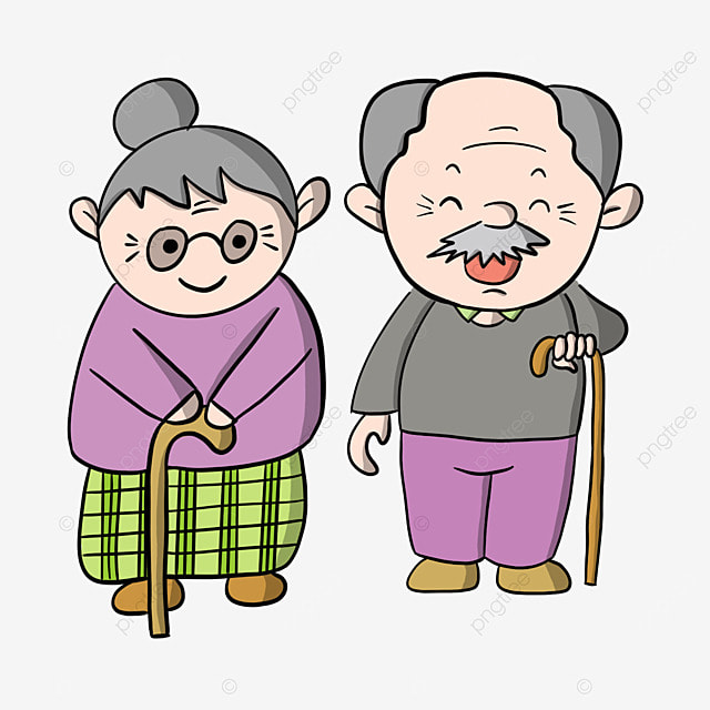 japanese respect for the aged day love cartoon