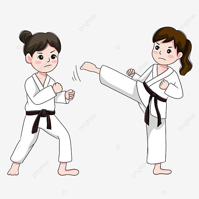 budo women fighting skills