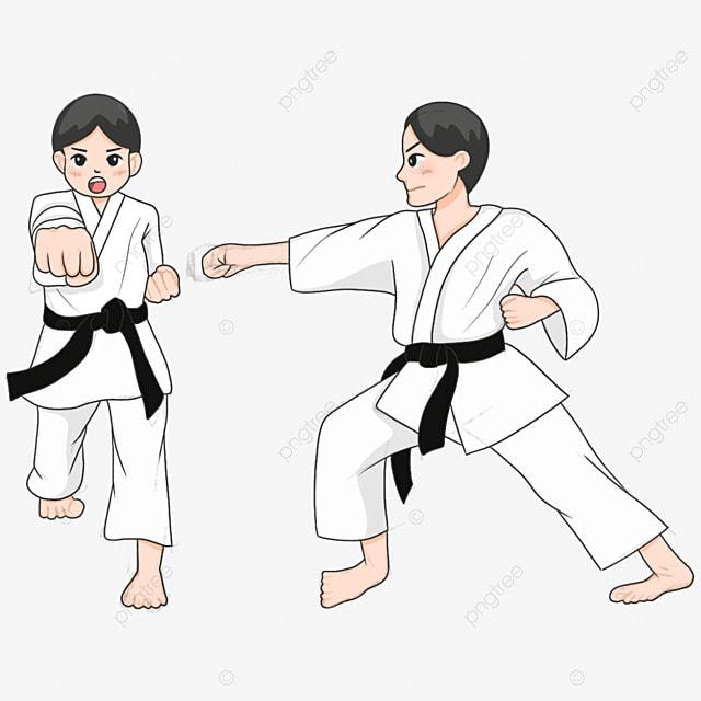 karate japanese womens martial arts