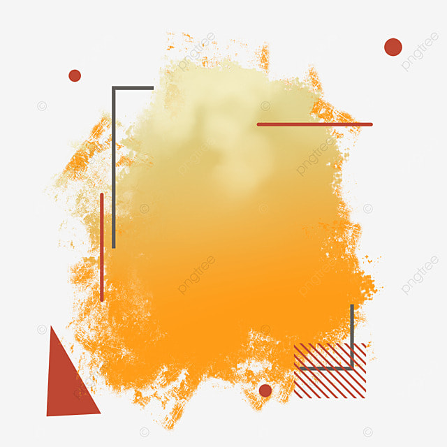 border brush halftone lighting abstract