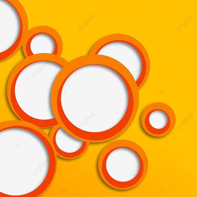 border circle creative gradient orange
