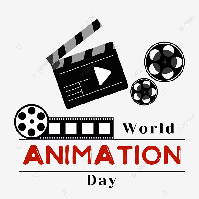 film shows animation on world animation day