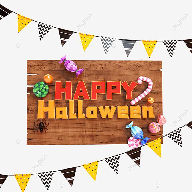 halloween flag board characters
