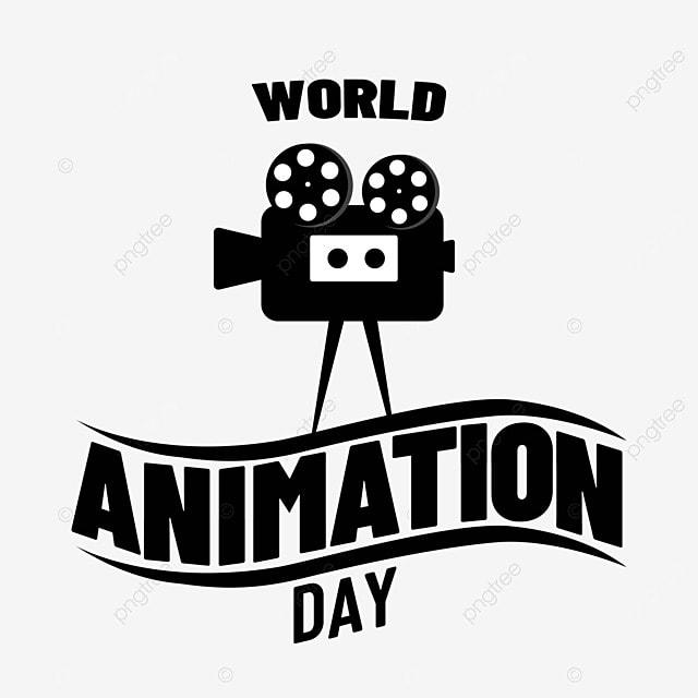 world animation day animation camera