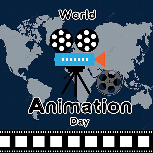 world animation day celebrates film animation festival shooting and broadcasting