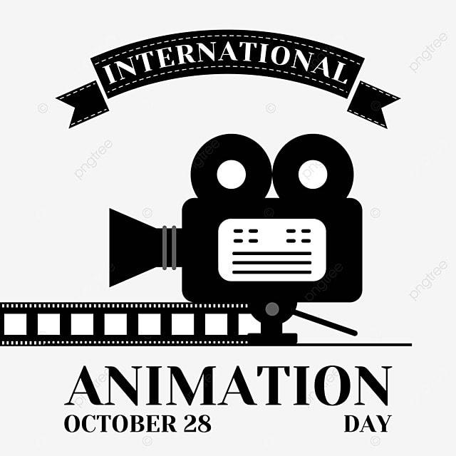 world animation day film animation camera