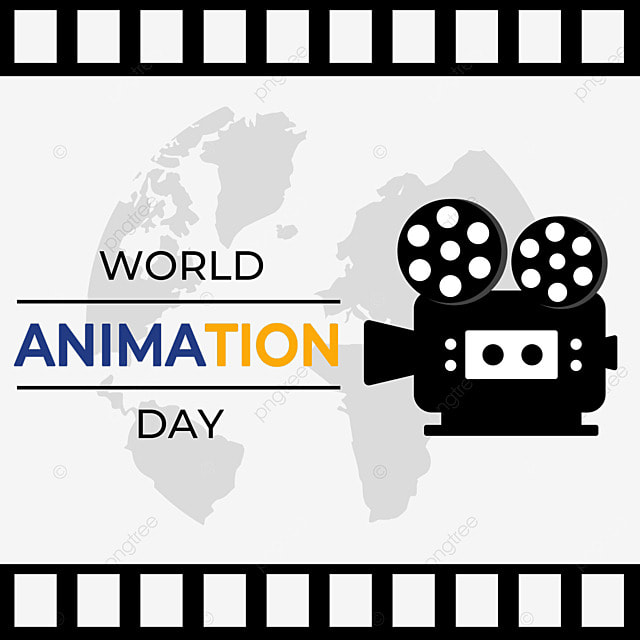 world animation day film animation world