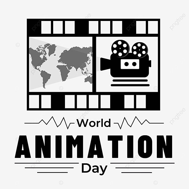 world animation day film shooting