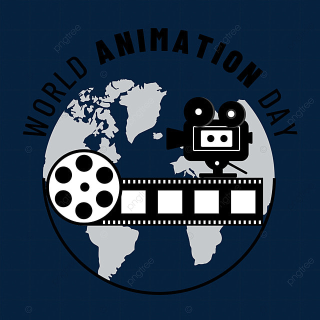 world animation day shows animation film and television photography