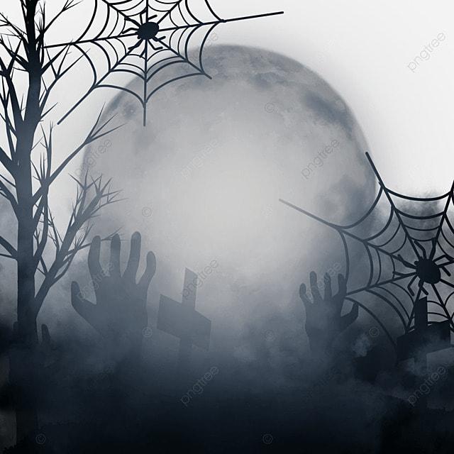 halloween dark moonlight horror night