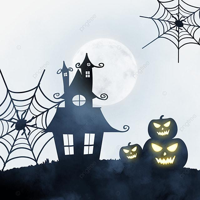 halloween horror night pumpkin lanterns
