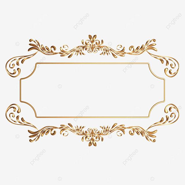 rectangular 3d pattern frame