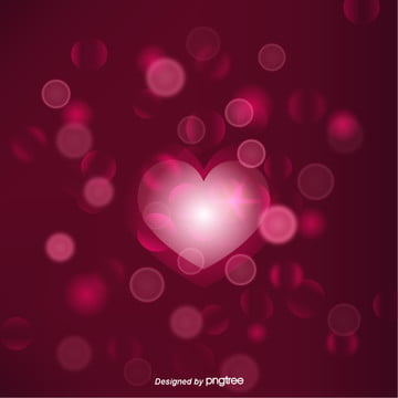 dark red valentines day the light effect element, The Light Effect, Valentines Day, Red PNG and Vector