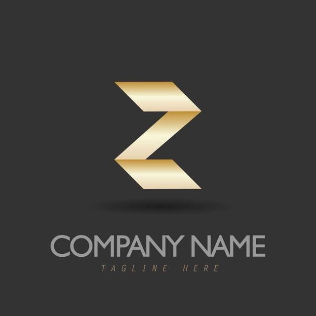 9045602fb67b Luxury Letter Z Logo