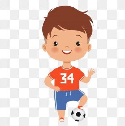 I cartoni animati di calcio immagini png vettori e file psd