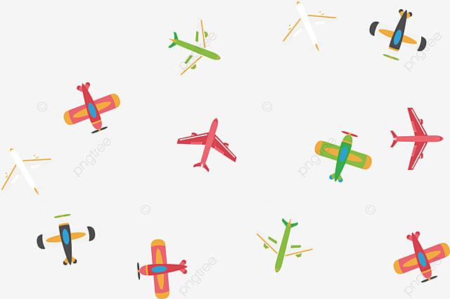 خلفية الطائرات طائرة الكرتون توضيح الطائرة لعبة الطائرات بابوا طائرة الكرتون طائرة Png والمتجهات للتحميل مجانا