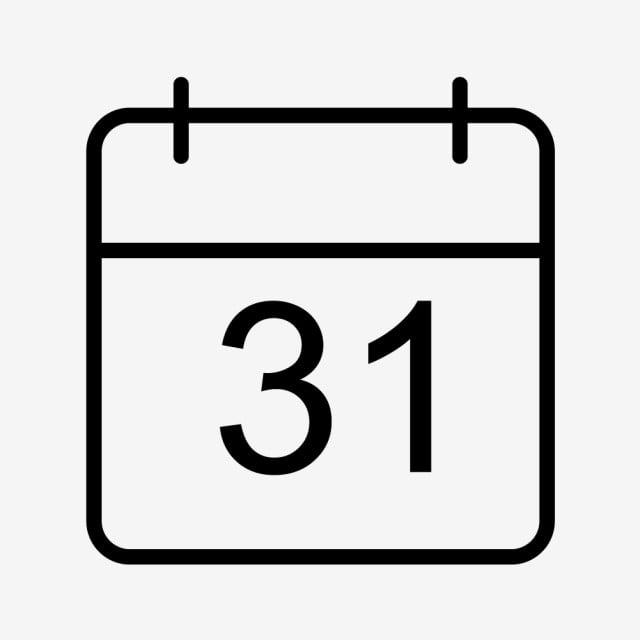 Calendario Vectores.Vector Icono De Calendario Orden Del Dia El Icono Del
