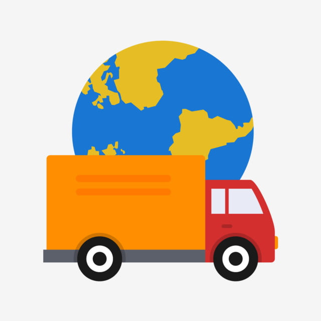 Vector Global Delivery Icon Delivery Icon Shipping Icon
