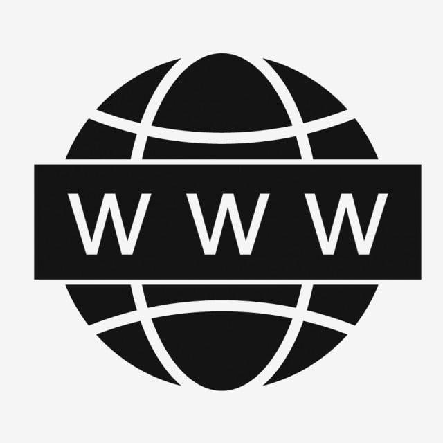 Vector Web Search Icon, Www Icon, Web Icon, Search Icon