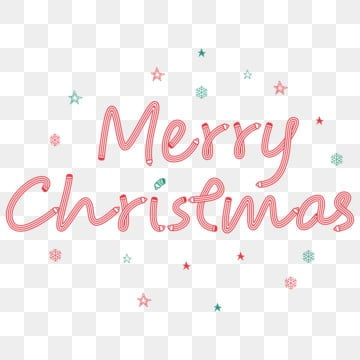 Merry Christmas Word Art Png.Christmas Wordart Png Images Vector And Psd Files Free