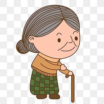 ダブルナインスフェスティバル 伝統的な祭り 中国 息子, 可愛い, 手描きのchongyang祭りおばあちゃんキャラクター画像, 漫画 PNGとベクトル