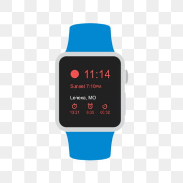 Smart Watch PNG Images | Vector and PSD Files | Free